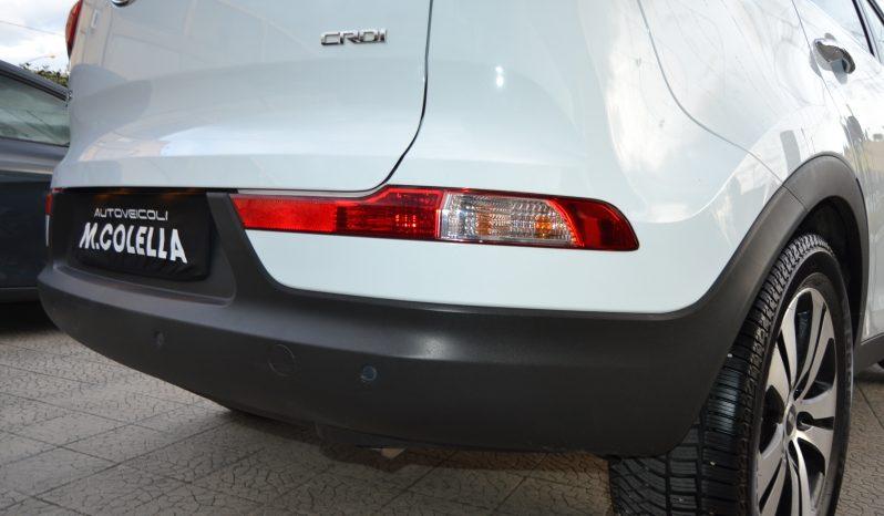 KIA Sportage 1.7 CRDi Class Pelle/Tetto/PDK/UNIPRO pieno
